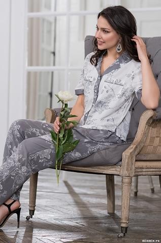 Комплект брючный  женский  Mia-Mella COLLETT Коллет 6556