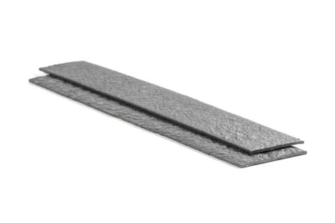 Крепежная лента Ecolat, размер 14 см x 15 мм x 2 м, серая