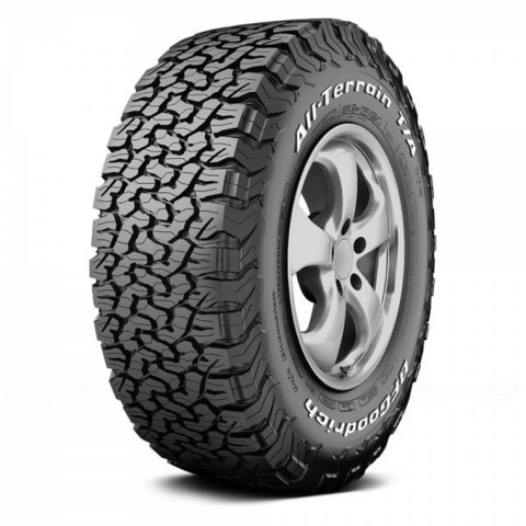 BF Goodrich All Terrain КО2 R18 255/70 117/114S RBL