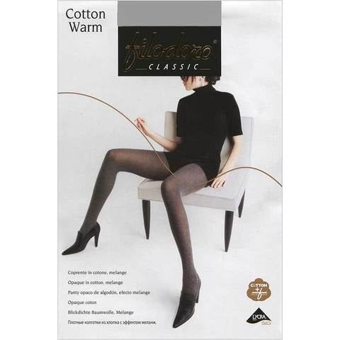 Колготки Cotton Warm Filodoro