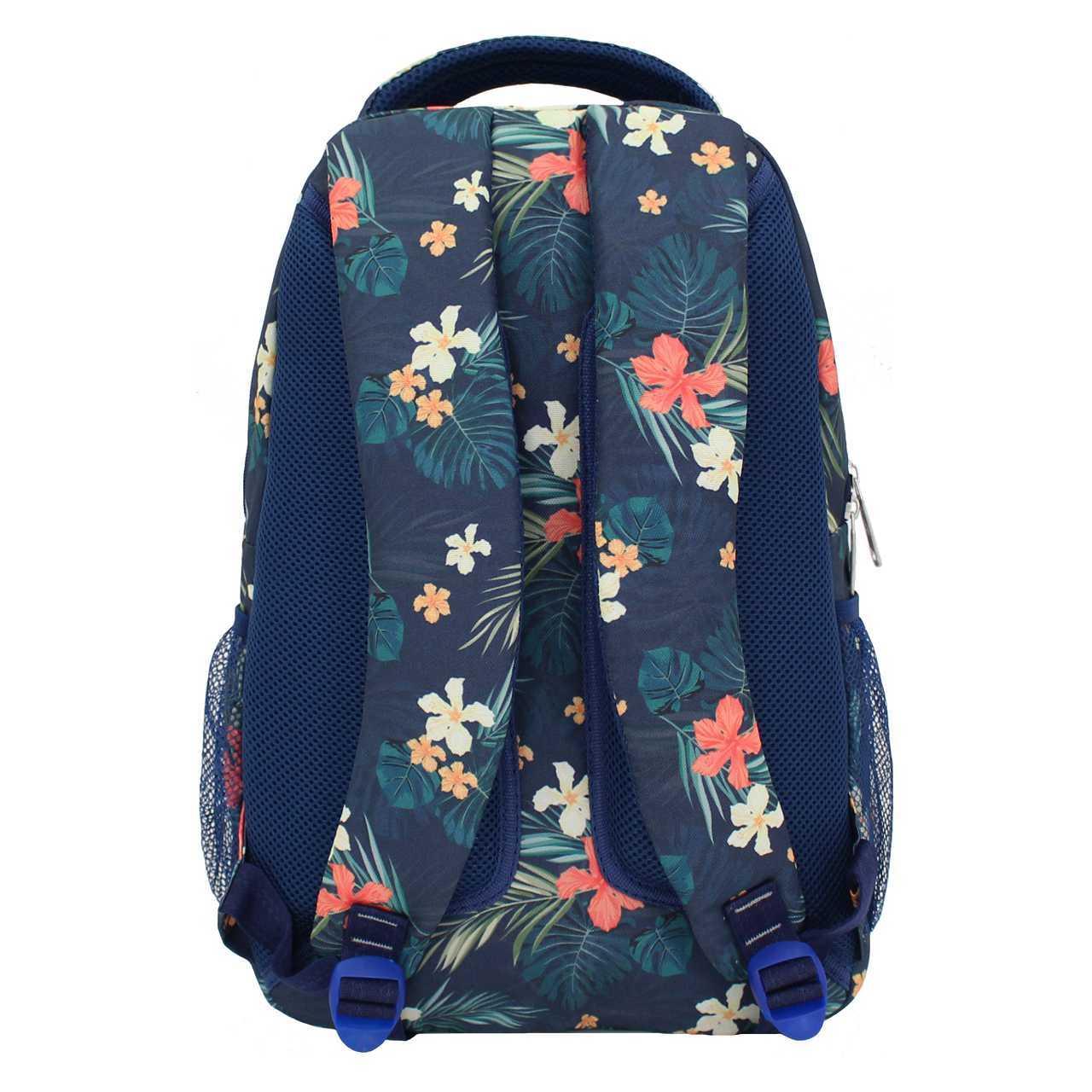 Рюкзак Bagland Лик 21 л. сублимация (цветы) (00557664)