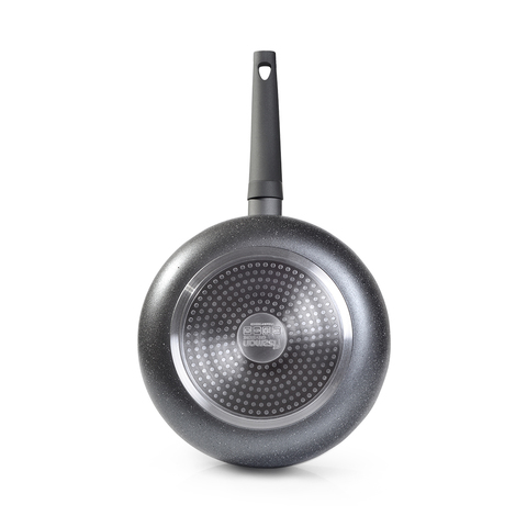 4975 FISSMAN Grey Stone Сковорода глубокая 28 см,  купить