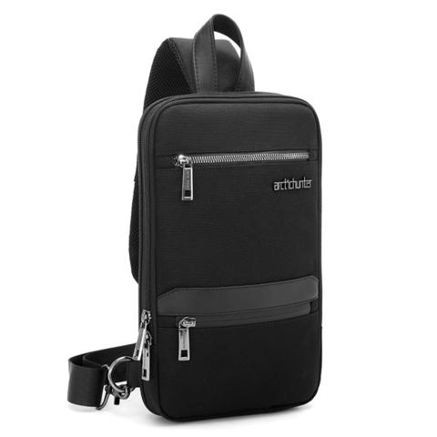 Однолямочный рюкзак  ARCTIC HUNTER XB00109 Черный