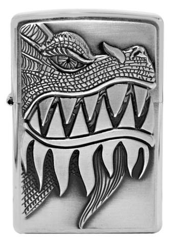 Зажигалка Zippo 200 Fire Breathing Dragon