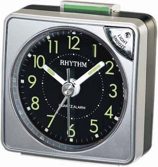 Часы-будильник Rhythm CRE211NR66