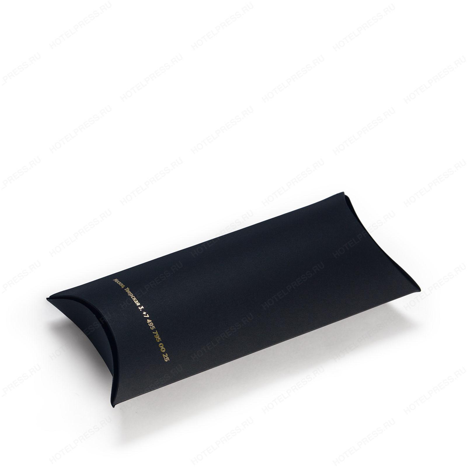 Коробка-конверт для промо продукции ресторана Sartoria Lamberti