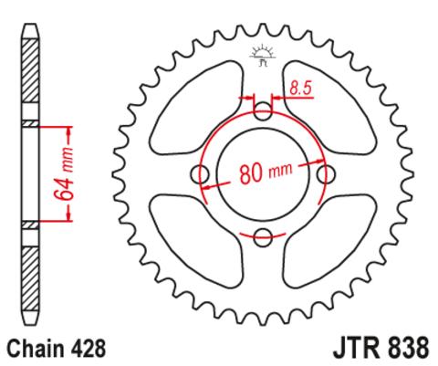 JTR838