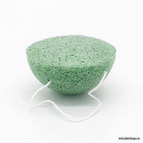 Спонж Конняку, зеленый