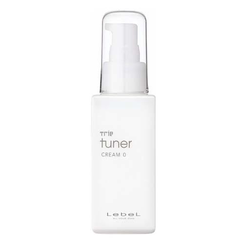 Lebel Trie Tuner Cream 0 - Разглаживающий крем для укладки волос