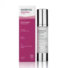 SESDERMA ACGLICOLIC CLASSIC Moisturizing gel – Гель увлажняющий с гликолевой кислотой, 50 мл
