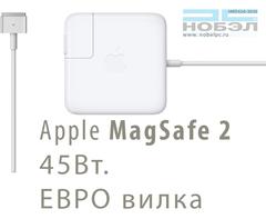 Блок питания зарядное устройство Apple MagSafe 2 Power Adapter MD592 45 Вт для MacBook Air Mid 2012