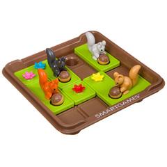Логическая игра Запасливые белки, Bondibon