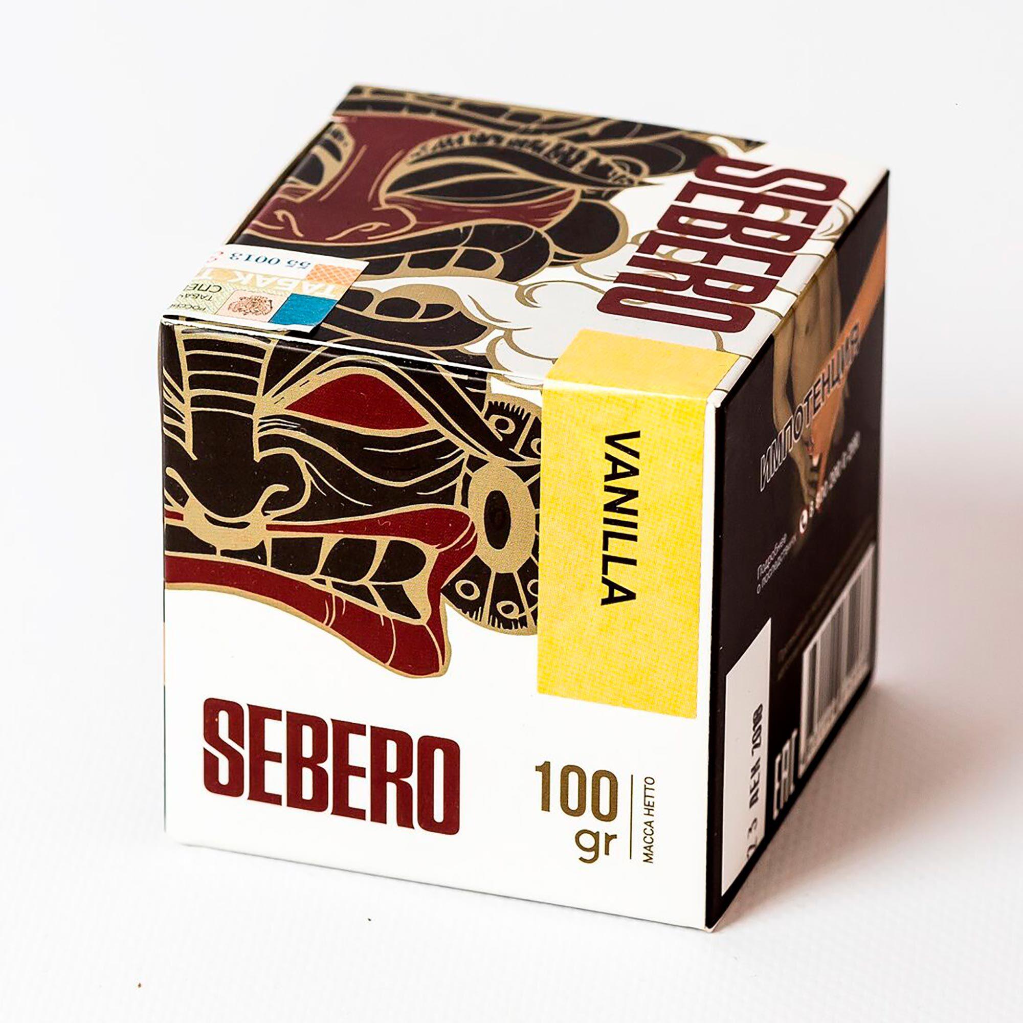 Табак для кальяна Sebero 40 гр Vanilla
