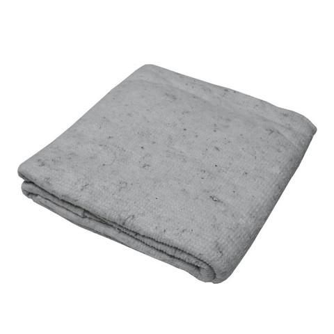 Тряпка для пола нетканое полотно 70х80 см белая