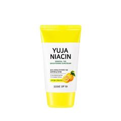 Солнцезащитное средство SOME BY MI Yuja Niacin Mineral 100 Brightening Sun Cream SPF50+ PA++++ 50ml