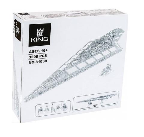 Конструктор King 81030 (05028) Супер Звездный разрушитель