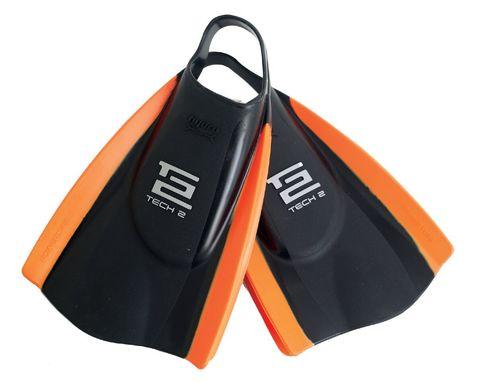 Ласты Tech 2 Fin Black/Orange