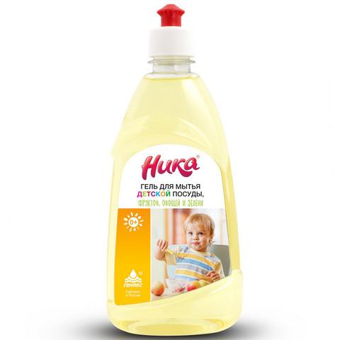 Средство для мытья посуды Ника С первых дней жизни 500 мл