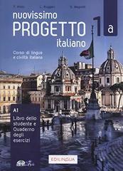 Nuovissimo Progetto italiano 1a – Libro+Quadern...