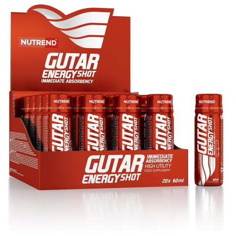 Nutrend Гутар энерджи шот 60 мл / Gutar energy shot 60 ml