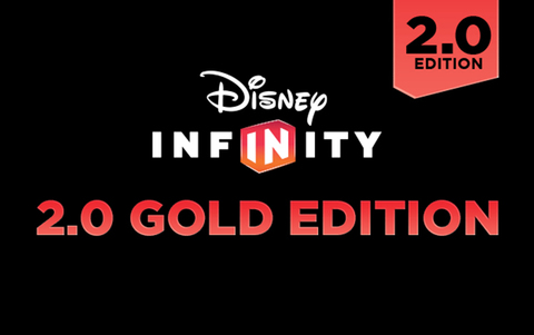 Disney Infinity 2.0: Gold Edition (для ПК, цифровой ключ)