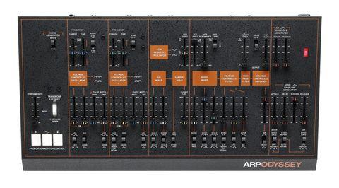Синтезаторы и рабочие станции Korg Arp Odyssey Module Rev3