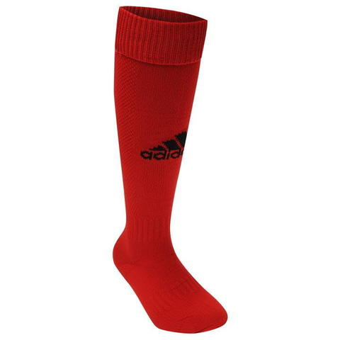 Гетры для становой тяги Adidas Milano Socks красные
