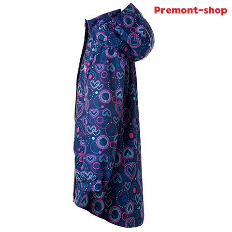 Плащ Premont Фейерверки Лото-Квебек для девочки S18181