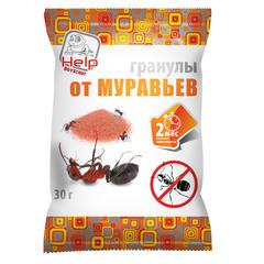 Гранулы от муравьев в пакете, 30 г