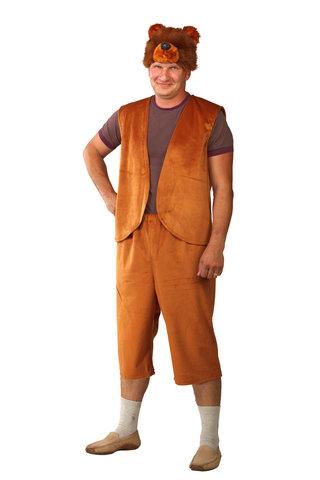 Купить костюм Медведя для взрослого - Магазин