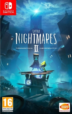 Little Nightmares II. Издание 1-го дня (Nintendo Switch, русские субтитры)