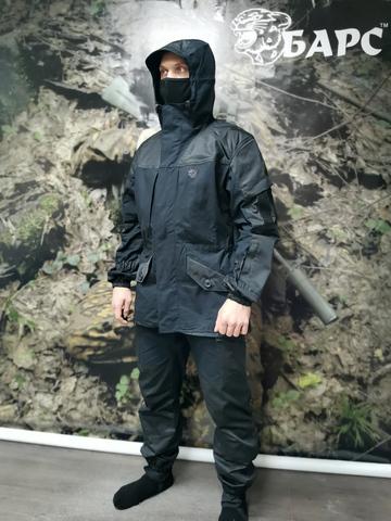Костюм «Горка-3М» черный