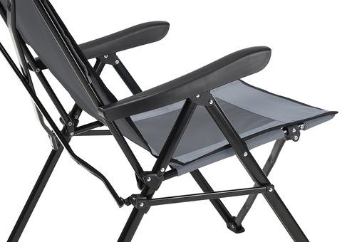 Картинка кресло кемпинговое Trek Planet Cascade Grey - 6