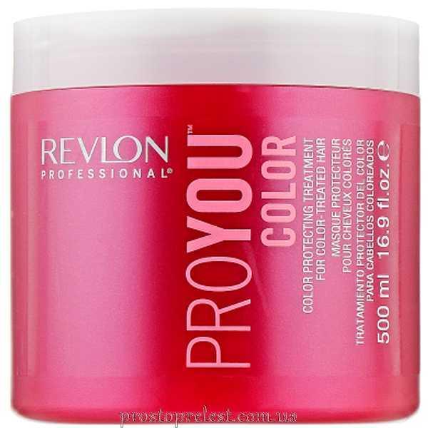 Revlon Professional Pro You Color Mask - Маска для фарбованого волосся