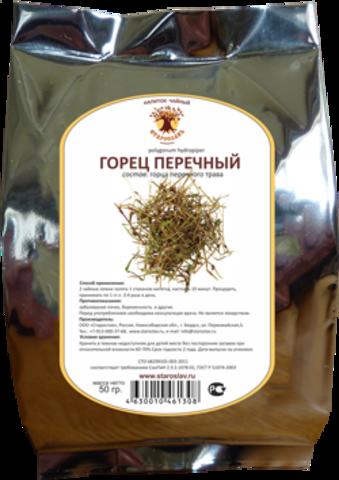 Горец перечный (трава, 50гр.) (Старослав)