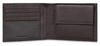 Кошелек Piquadro Pulse, коричневый, 13х9х2 см