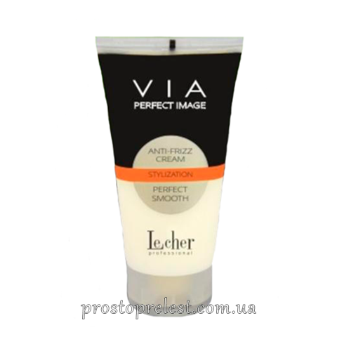 LeСher Professional Via Anti-frizz Cream - Крем для разглаживания