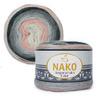 Пряжа Nako Angora Luks Color 81916