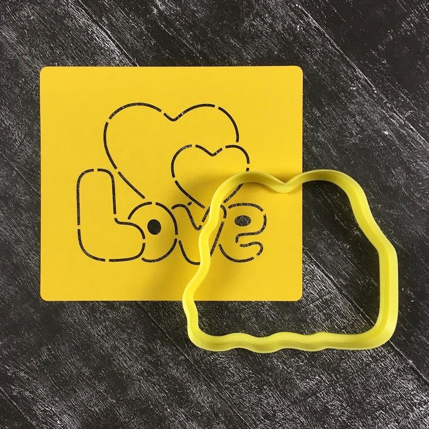 Любовь №1 / love Сердца