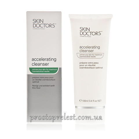 Skin Doctors Accelerating Cleanser - Очищение кожи лица
