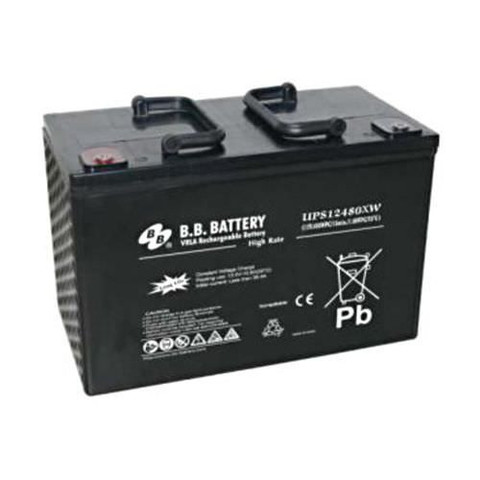 Аккумулятор BB Battery UPS 12480XW