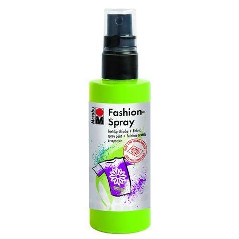 Краска-спрей для хлопка и льна Marabu-Fashion Spray 061 Резеда