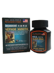 Американское черное золото (USA Black Gold) 16 таблеток