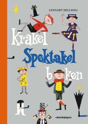 Krakel Spektakel boken | Lennart Hellsing