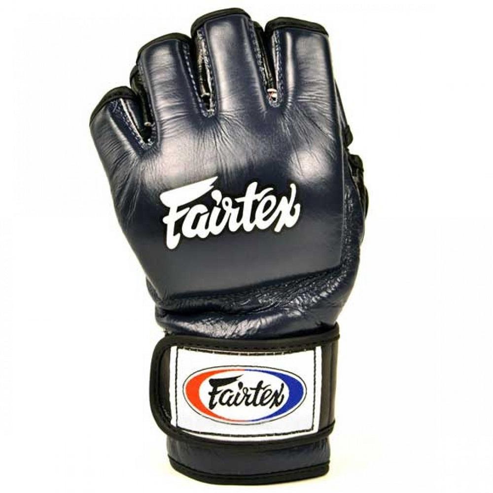 ММА перчатки Перчатки MMA FAIRTEX MMA Gloves FGV12 Blue 1.jpg