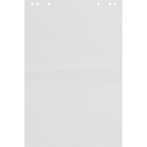 Бумага для флипчартов Attache 60х90 см белая 20 листов
