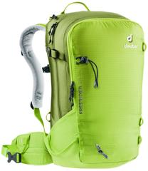 Рюкзак сноубордический Deuter Freerider 28 SL citrus-moss