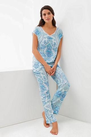 LAETE Женская пижама с брюками 61302-2