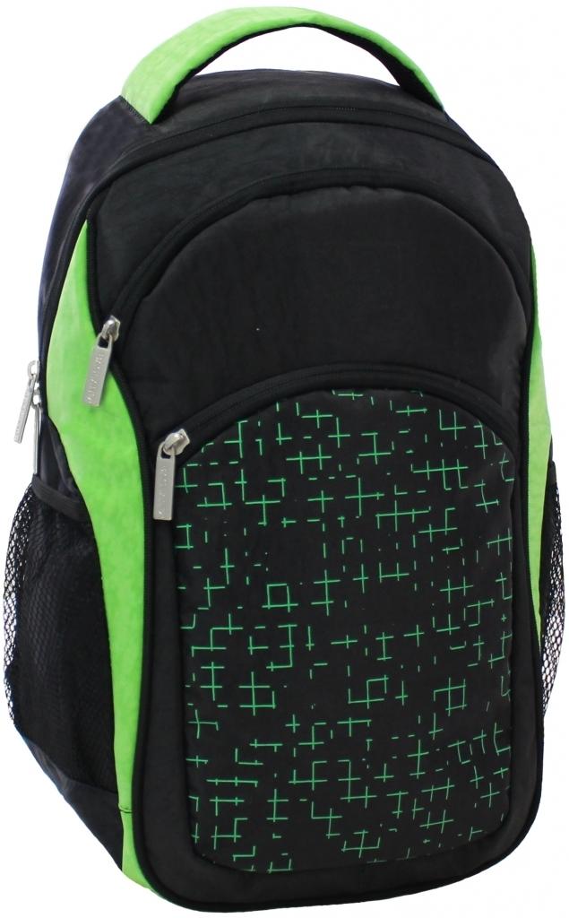 Городские рюкзаки Рюкзак Bagland Лик 21 л. Чёрный / салатовый (0055770) 5243958a762063341dc82d2bbf0f5f33.JPG