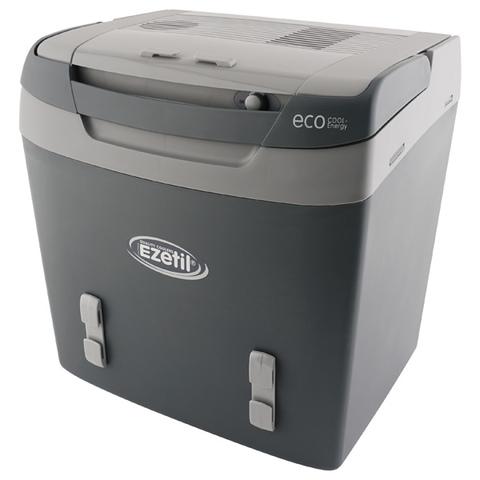 Термоэлектрический автохолодильник Ezetil E 26 M (12V/220V, 24л)